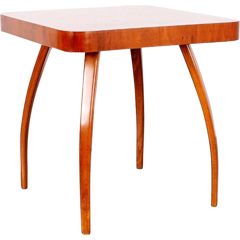 Vintage coffee table by Jindrich Halabala for UP Závody