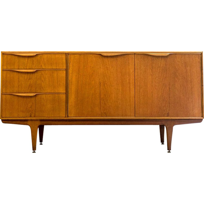 Mid century teak sideboard model MOY by T. Robertson for Mcintosh, UK 1970s