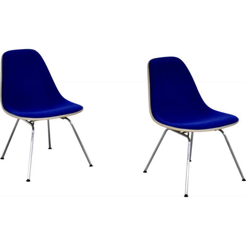 Pair of chairs by Charles and Ray Eames for Herman Miller, 1960s