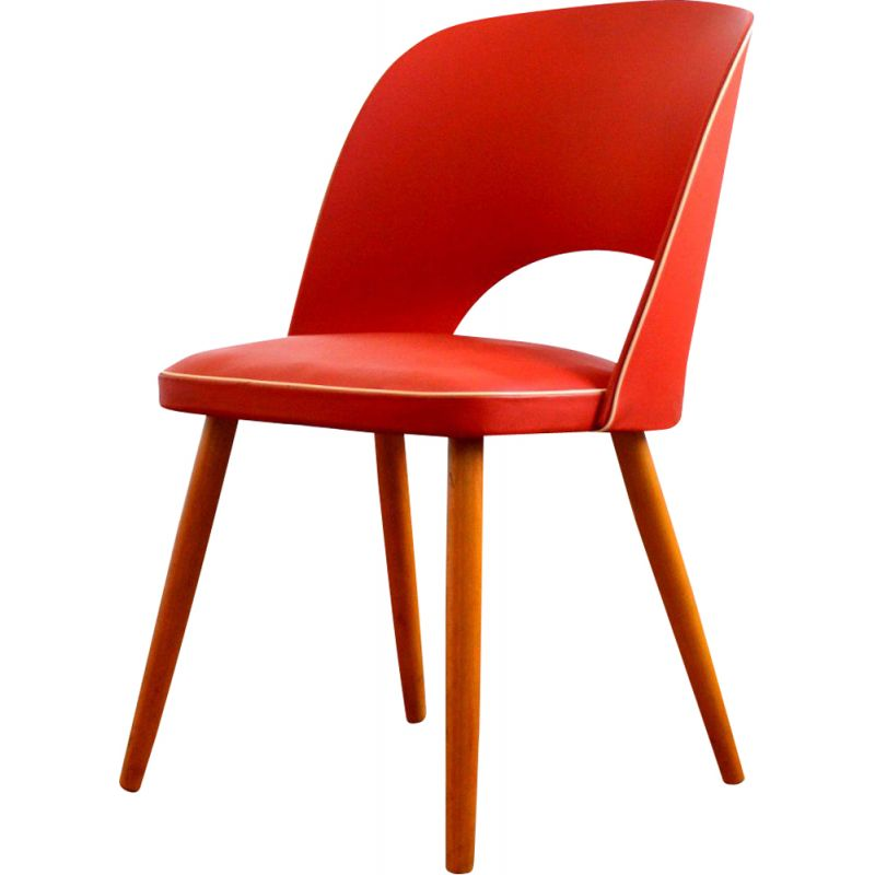 Vintage cocktail chair by Rockabilly, 1950-1960s