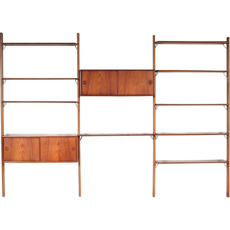 Vintage system cabinet by William Watting for Fristho, Netherlands 1950s