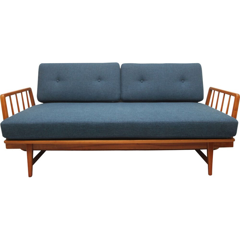 Vintage daybed in cherrywood by WK-Furniture, 1950s