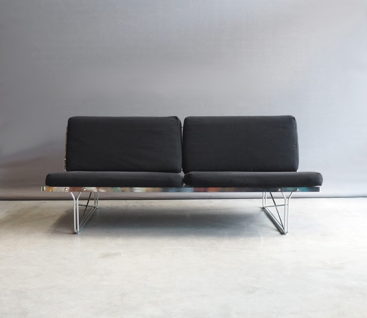 ikea moment sofa in fabric niels gammelgaard 1980s design market. Black Bedroom Furniture Sets. Home Design Ideas