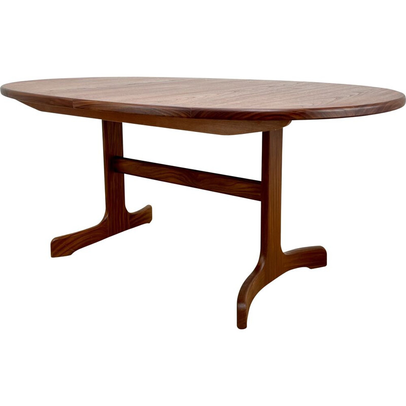 Vintage teak extension table by Victor Wilkins for G Plan, 1960s