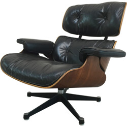 Mobilier international lounge armchair, Charles & Ray EAMES - 2002