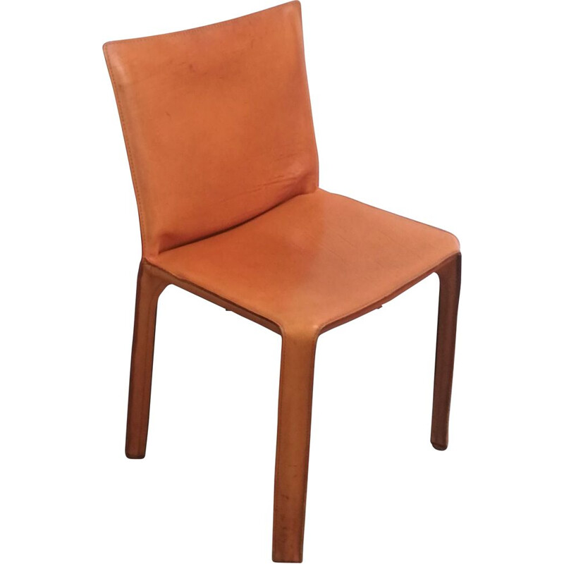 CAB 412 vintage chair by Mario Bellini for Cassina