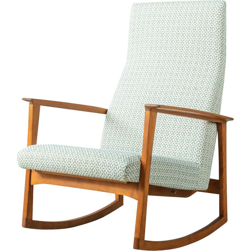 Mid century rocking chair, Germany 1960s