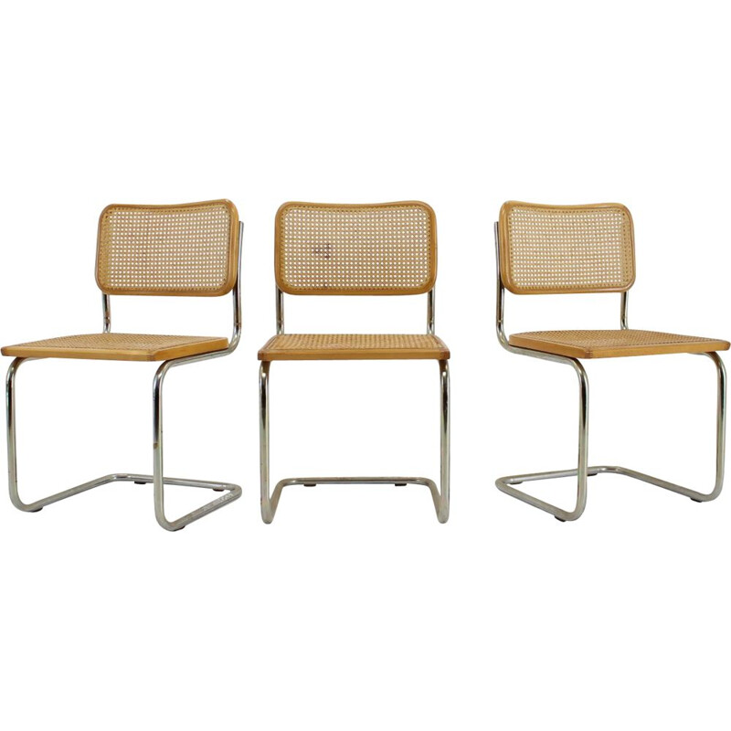Vintage chair by Marcel Breuer, 1970s