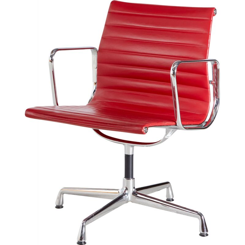 Vintage EA108 office armchair by Charles & Ray Eames