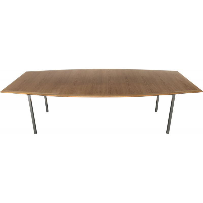 Vintage boat table by Florence Knoll for Knoll International, 1967