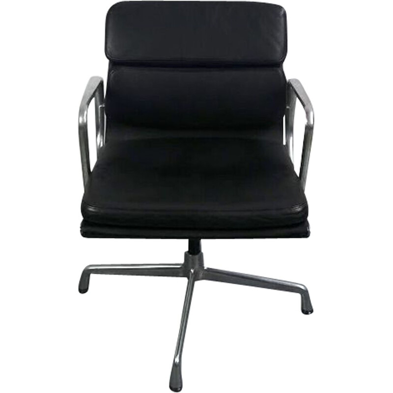 Vintage office chair Soft Pad EA208 by Charles & Ray Eames for Vitra