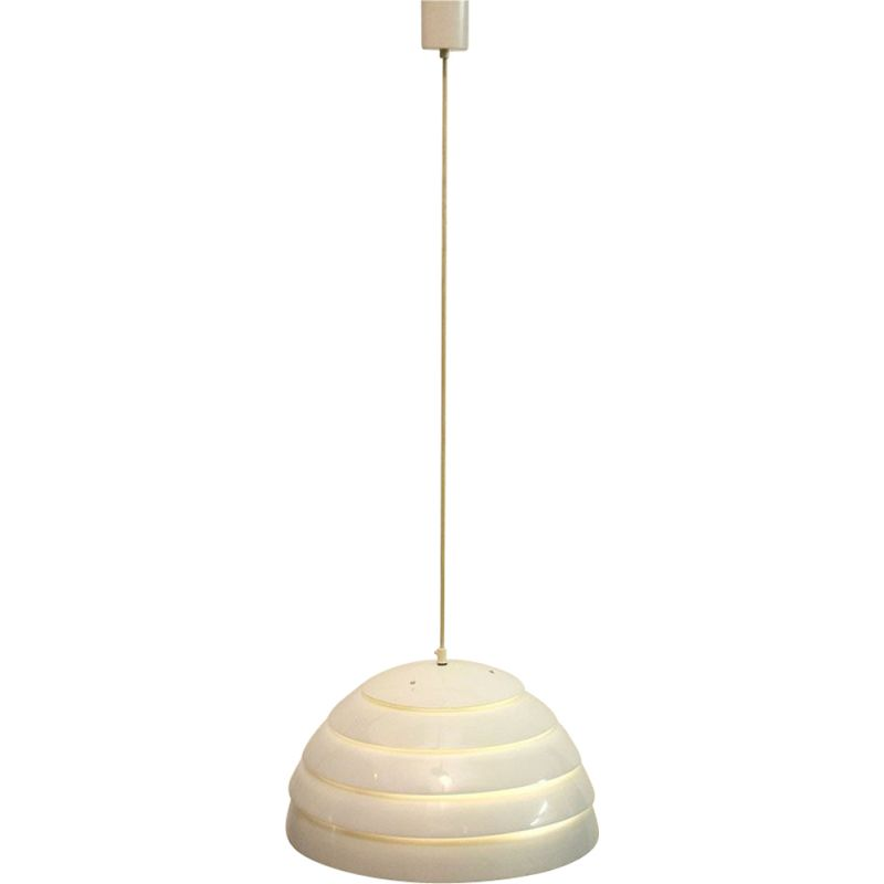 Swedish vintage pandent lamp Dome by Hans-Agne Jakobsson for AB Markaryd, 1960s