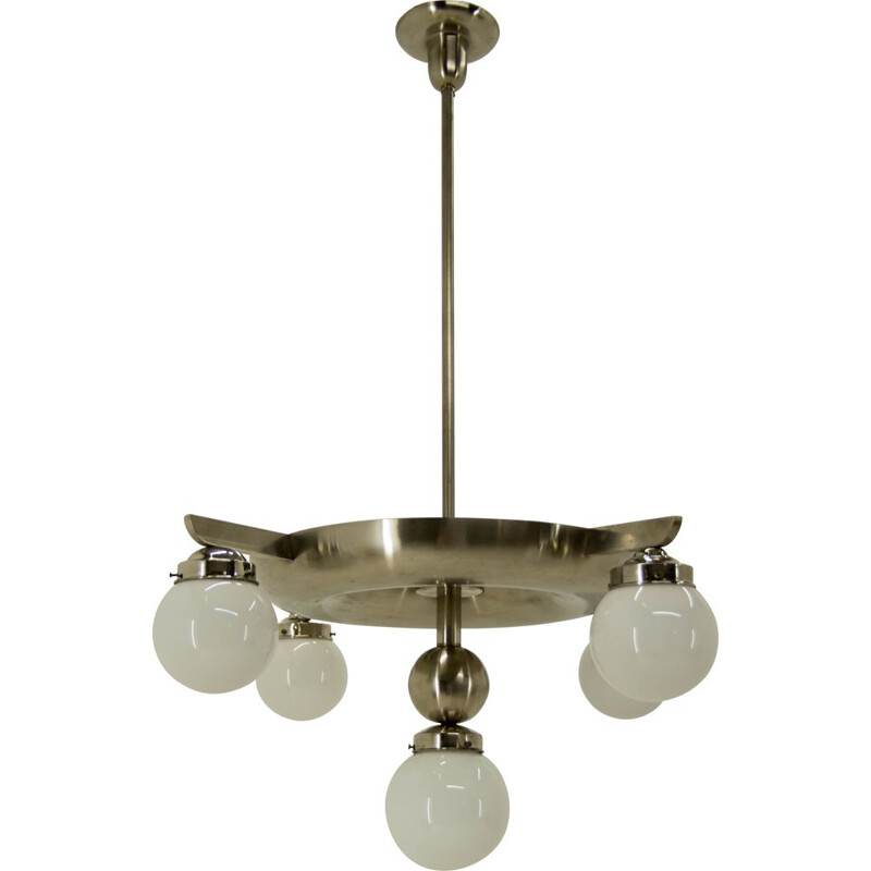 Vintage chandelier by IAS, 1920