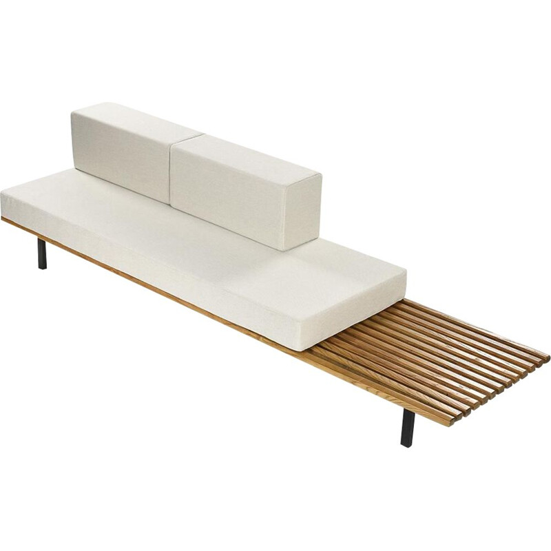 Vintage Cansado sofa by Charlotte Perriand, 1960s