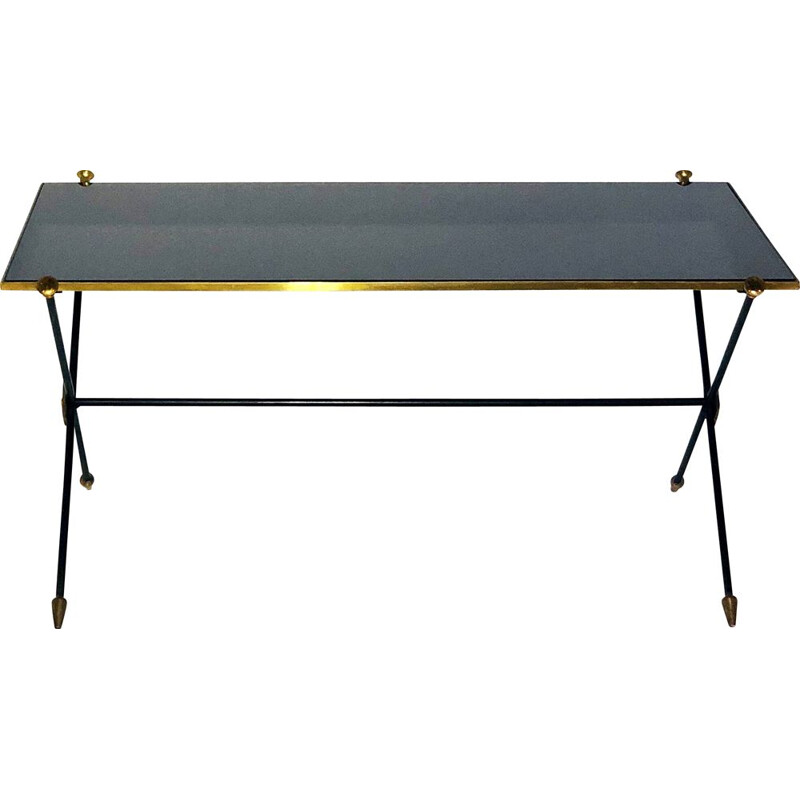 Vintage coffee table from Maison Jansen