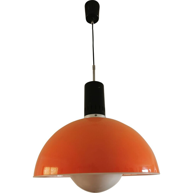 Vintage bell suspension by Miguel Mila for Tramo