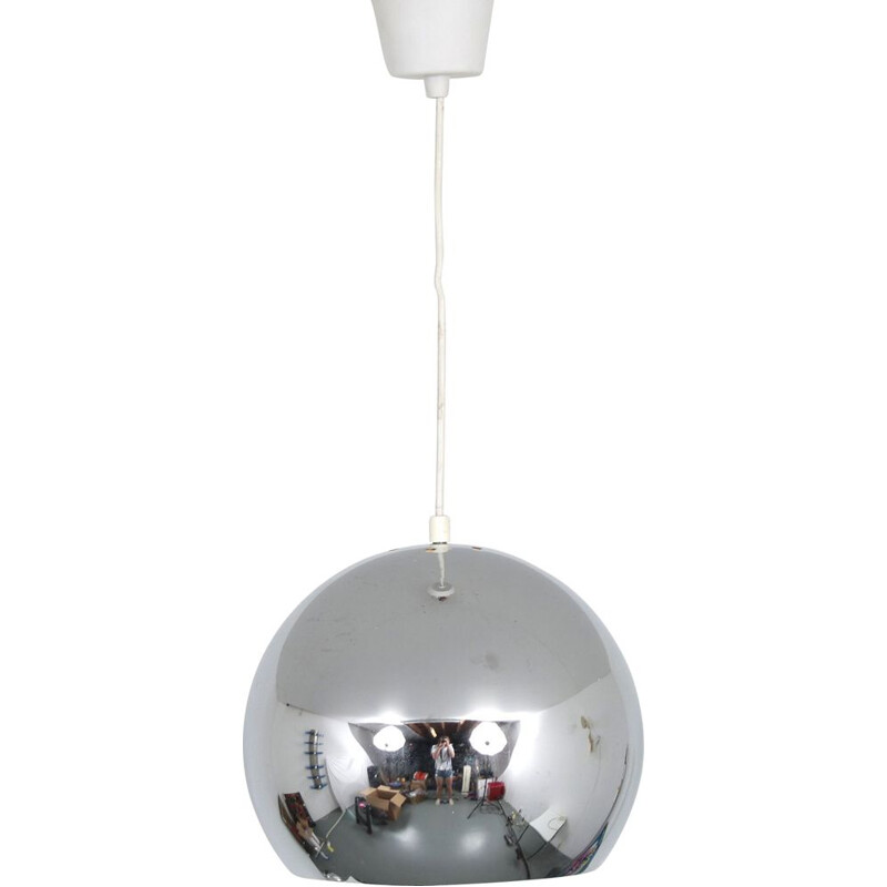 Mid century pendant lamp for Gepo, Netherlands 1970s
