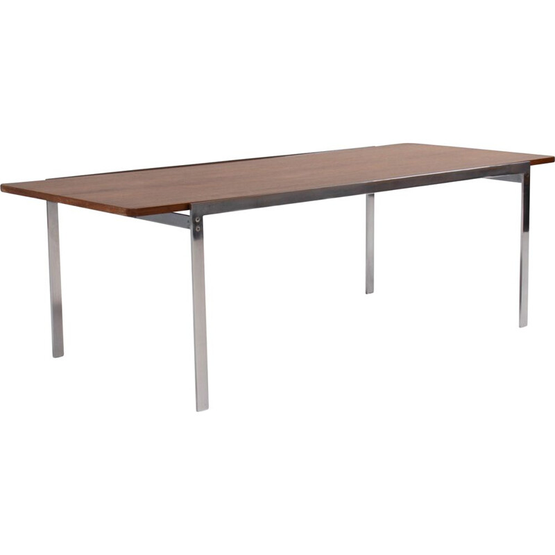 Vintage 3051 rosewood coffee table by Arne Jacobsen for Fritz Hansen, 1960