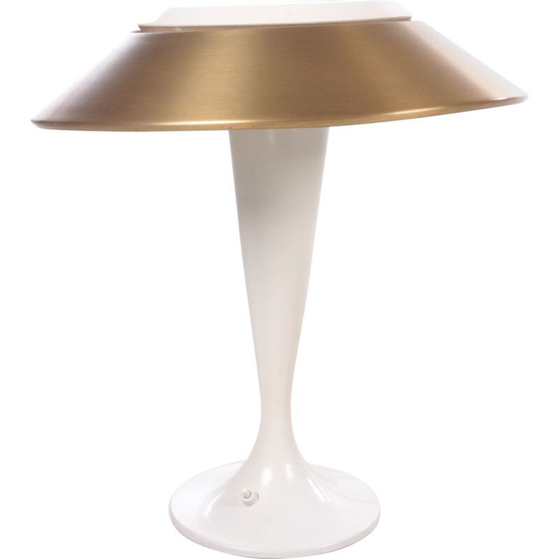 Vintage Art Deco French table lamp by Jean Perzel, 1930s