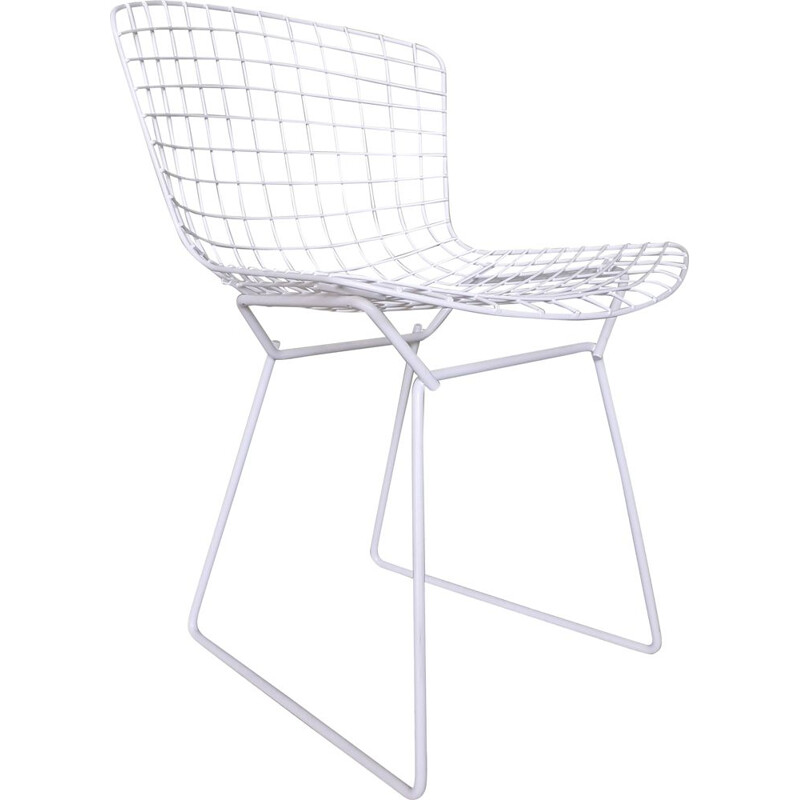 Vintage Wire chair by Harry Bertoia for Knoll, 1960