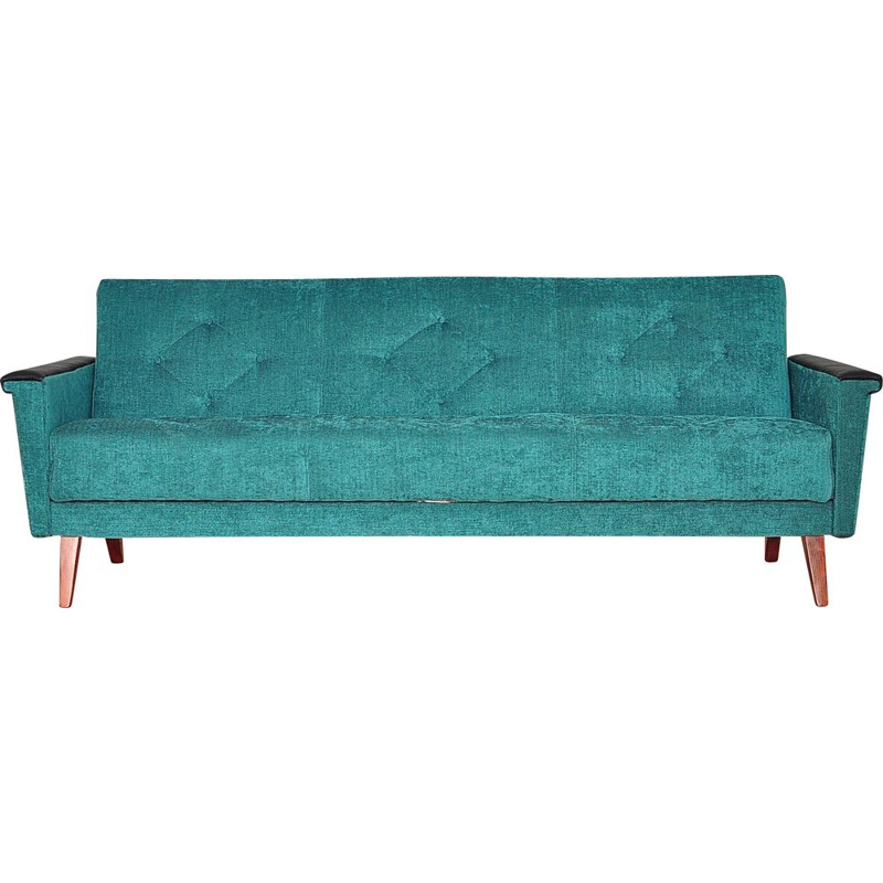 Mid century convertible sofa daybed, 1960s