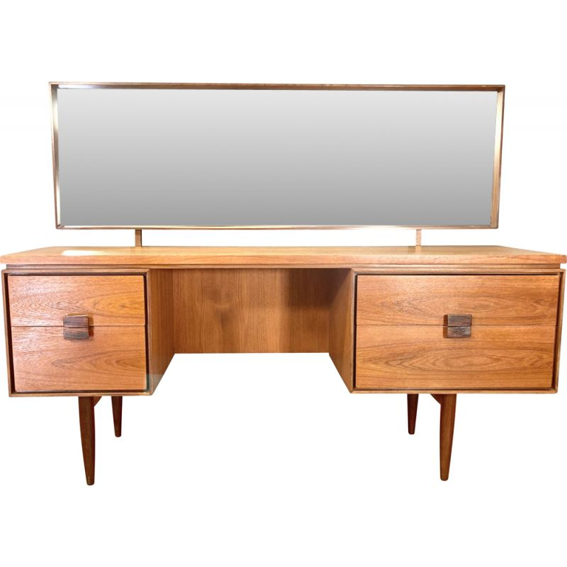 Mid century dressing table by lB Kofod Larsen for G Plan, 1960s