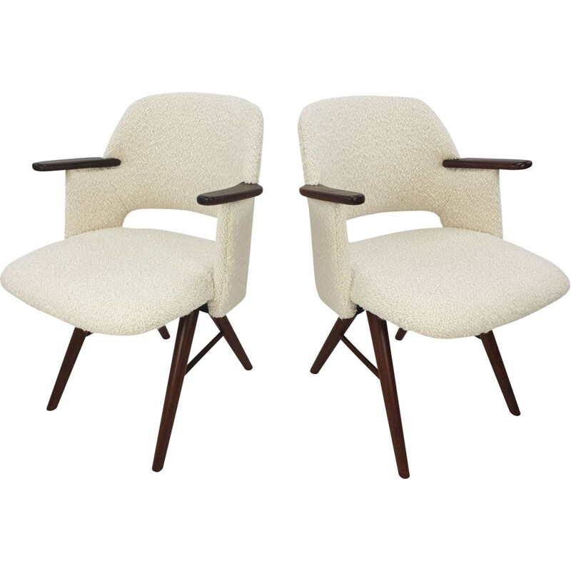 Vintage FT30 chair by Cees Braakman for Pastoe, Netherlands 1960