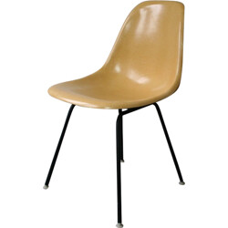 "Herman Miller ""DSX"" chair in fiberglass, Charles & Ray EAMES - 1960s"