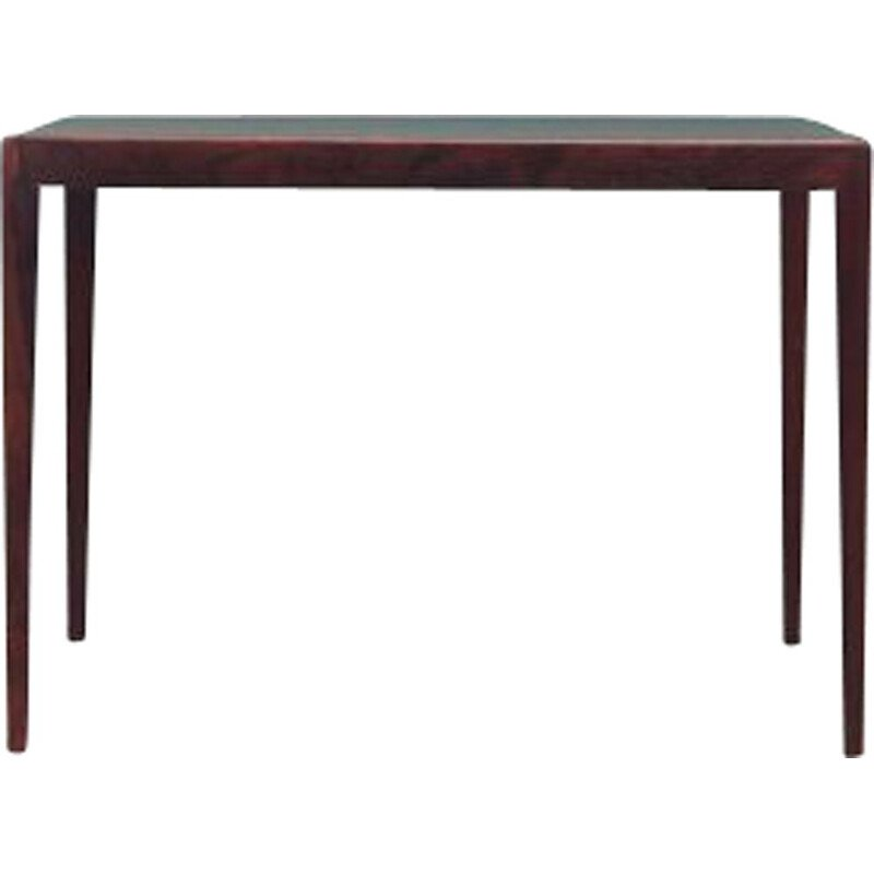 Rosewood vintage table, Denmark 1970s