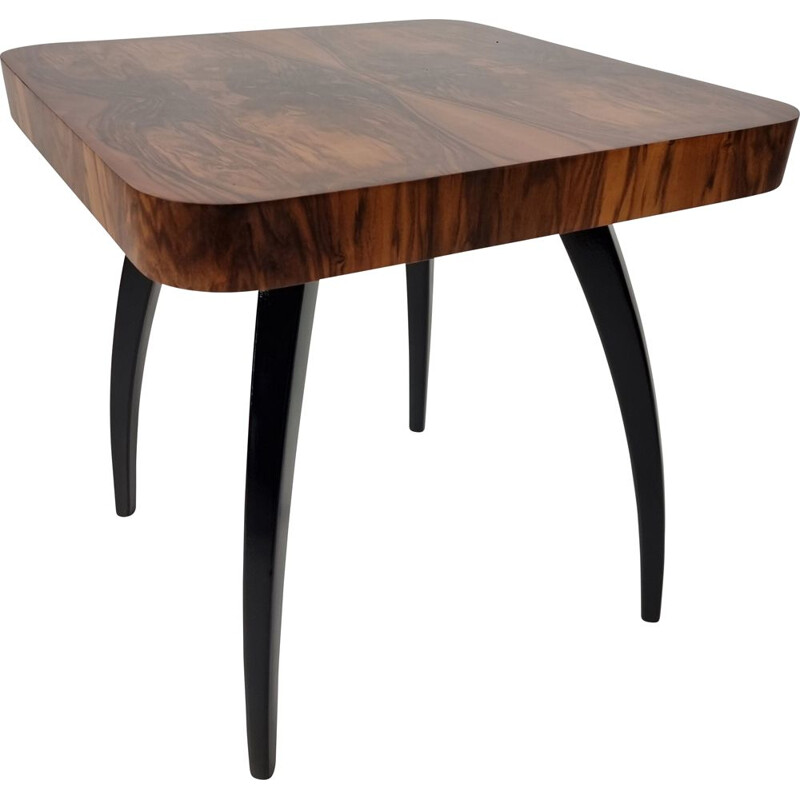 H-259 spider vintage coffee table by Jindrich Halabala for UP Závody, 1930s