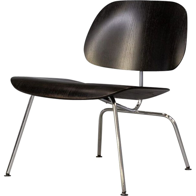"""Mid century """"LCM"""" chair by Charles and Ray Eames for Vitra"""
