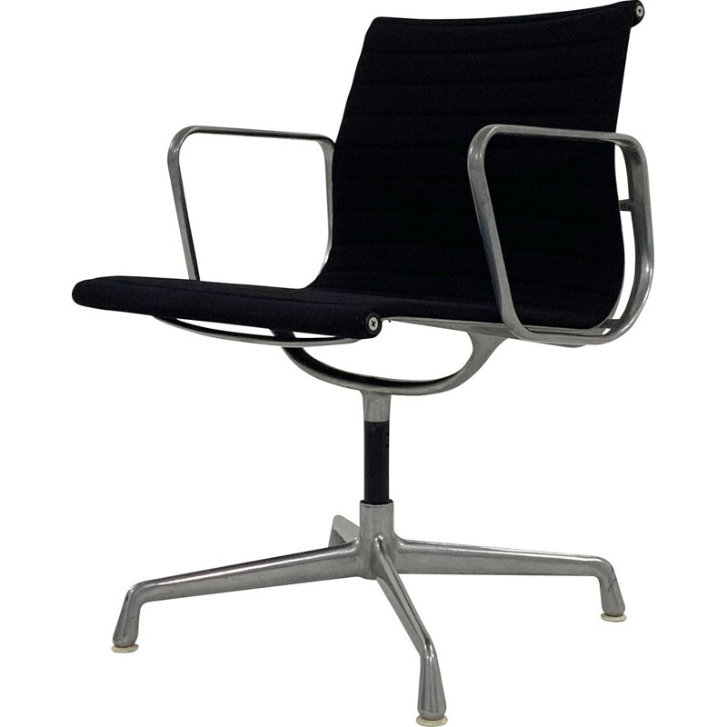 Mid century office chair EA107 by Charles & Ray Eames for ICF, 1970s