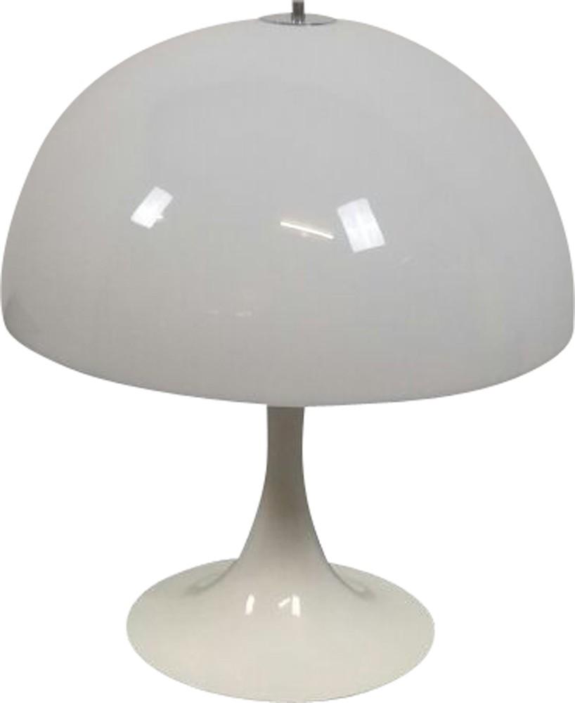 Raak Amsterdam Mushroom Table Lamp In Metal 1970s Design Market