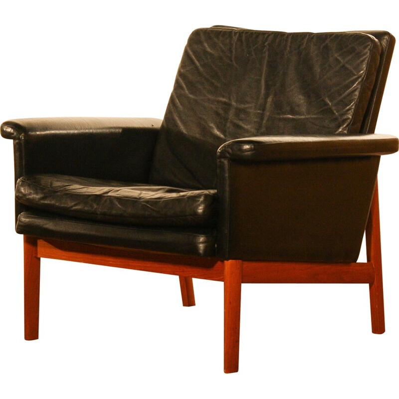 "France & Son ""Jupiter"" lounge chair, Finn JUHL - 1950s"