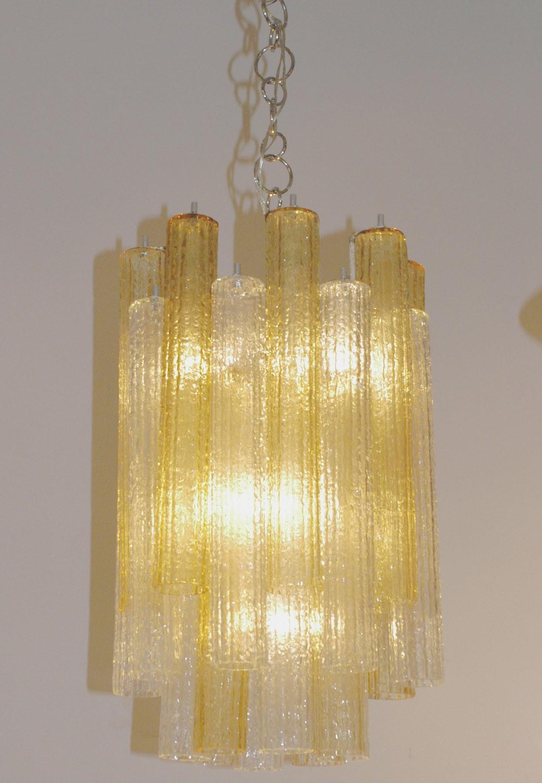 Venini chandelier in murano glass toni zuccheri 1960s design previous next arubaitofo Gallery