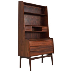 Rosewood Secretary desk with pull out surface - 1960s