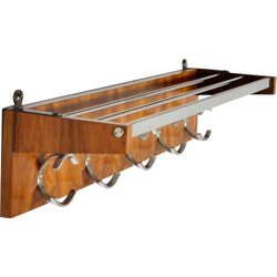 Danish coat rack in rosewood - 1960s