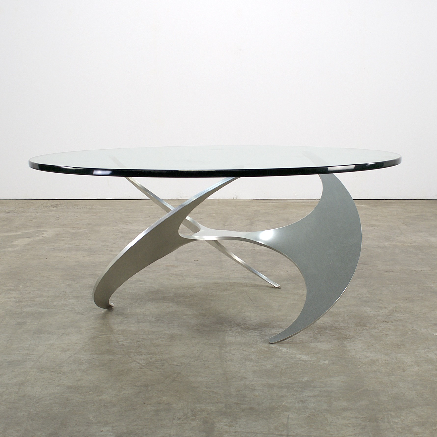 Quot Propeller Quot Coffee Table Knut Hesterberg 1970s Design