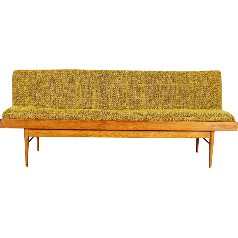 Mid-century folding daybed by ŮLUV