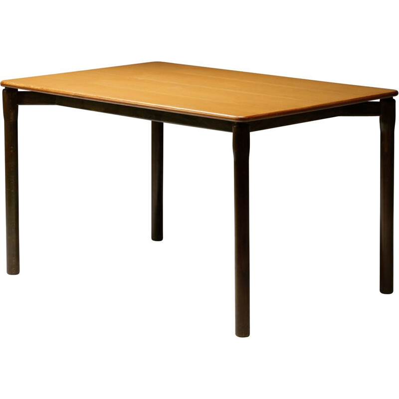 Vintage Carimate table by Vico Magistretti for Cassina, Italy 1960s