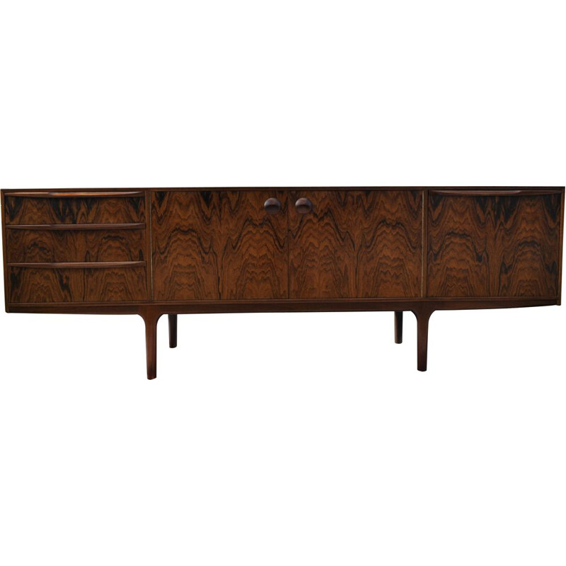 Vintage rosewood sideboard by Tom Robertson for A.H McIntosh, 1960