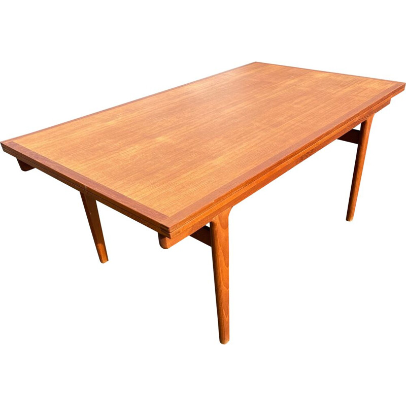 Vintage table by Niels Otto Møller, 1960