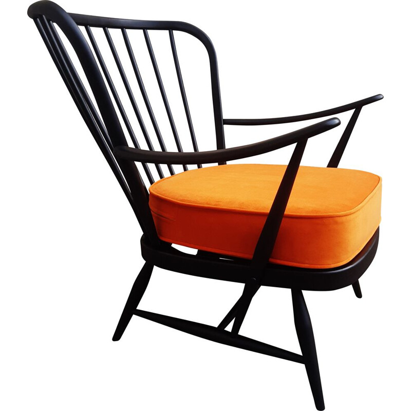Vintage armchair by Ercol Evergreen