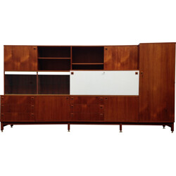 Large living room cabinet, André MONPOIX - 1960s