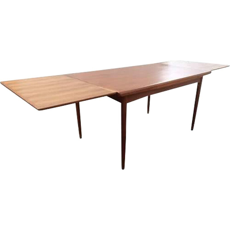 Scandinavian vintage table by Niels Otto Moller