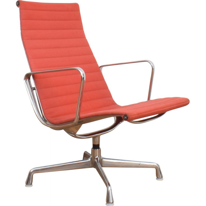 Mid-century EA116 desk armchair by Charles & Ray Eames for Vitra, 1958