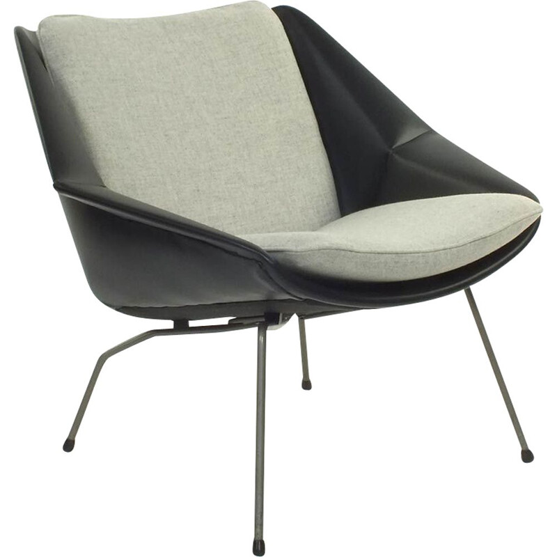 Mid century FM08 armchair by Cees Braakman for Pastoe, Netherlands 1960s