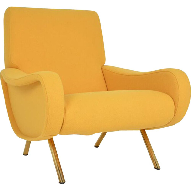 """""""Lady"""" vintage armchair by Marco Zanuso, Italy"""