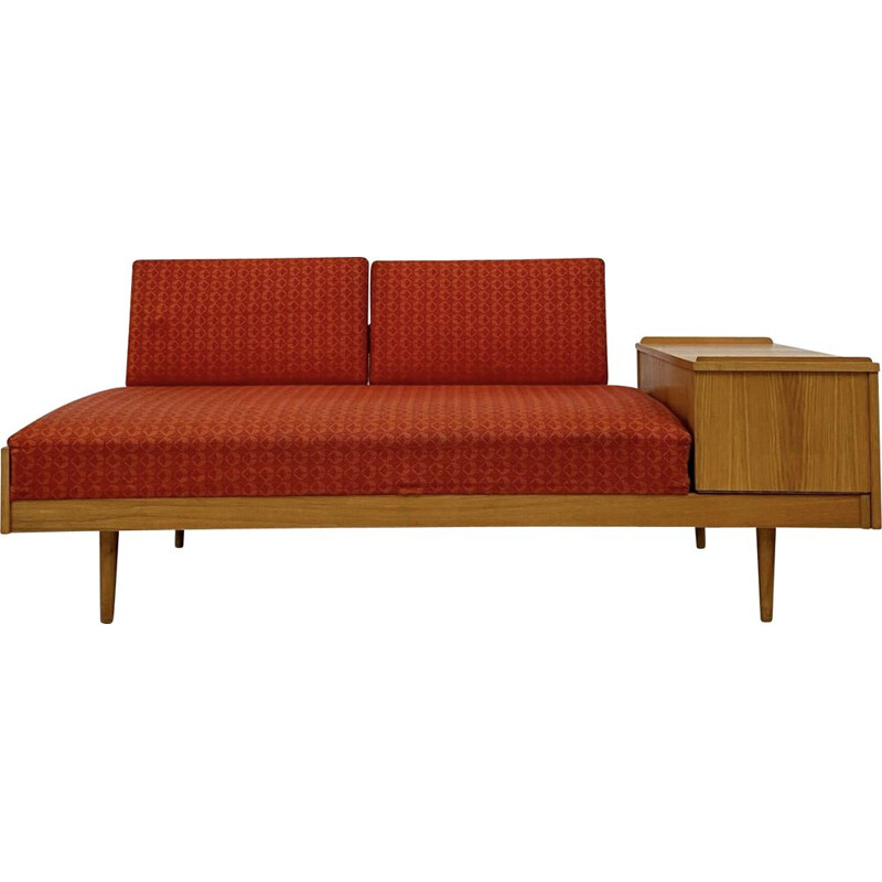 Mid century sofabed, CZ 1960s