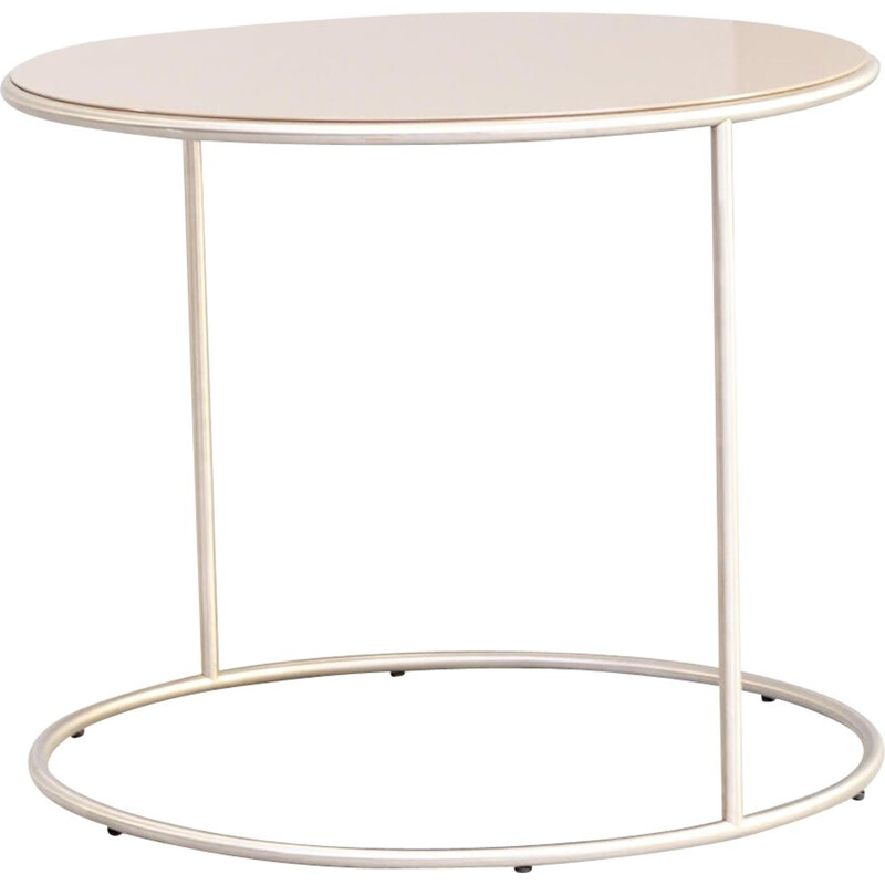 Mid-century sidetable by Catalano & Marelli for Cappellini, 1990s